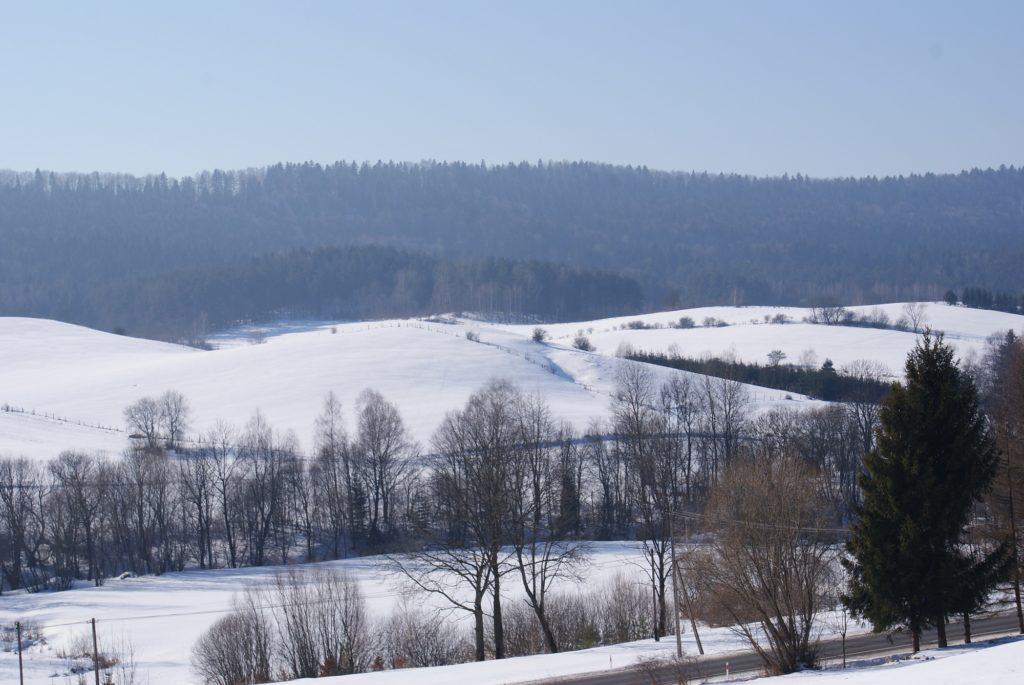 Żuków zimą 1024x685 - Pensjonat Agroturystyka